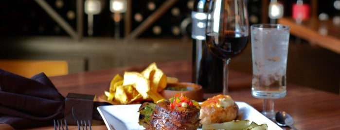 Chimichurri's South American Grill is one of Date Night.