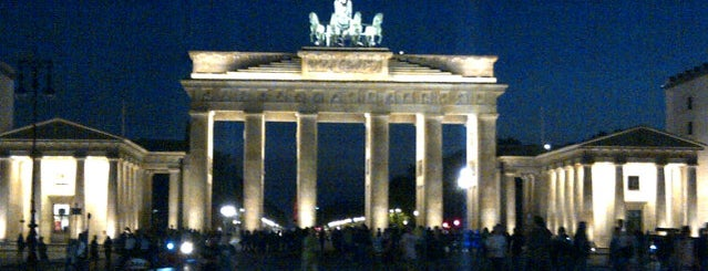 Brandenburger Tor is one of Berlin, baby!.