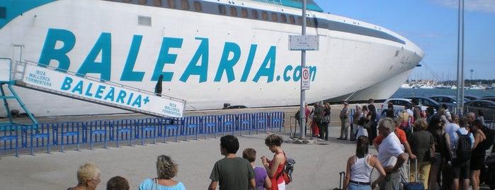 Baleària is one of Aida : понравившиеся места.