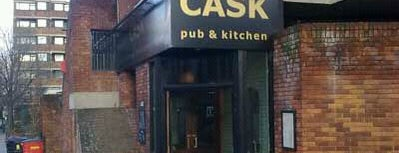 CASK Pub and Kitchen is one of London's Best Pubs - 2013.