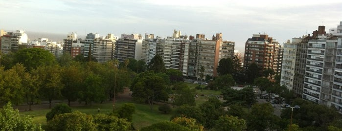 Parque de Villa Biarritz is one of Uruguay Natural.