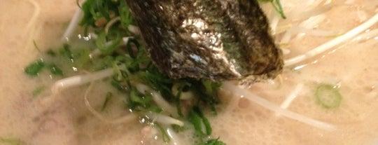 拉麺 おくど is one of 新宿御苑前のラーメン.
