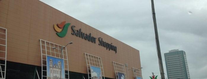 Salvador Shopping is one of Points de Salvador.