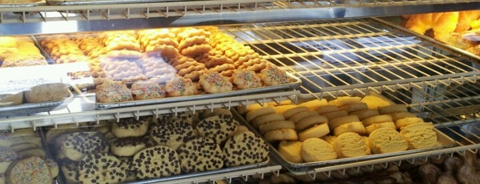 Miramar Bakery is one of Favorite Cuban Restaurants.