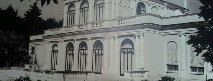Museu da Casa Brasileira is one of Museus, galerias e etc.