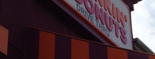 Dunkin' is one of USA 3.
