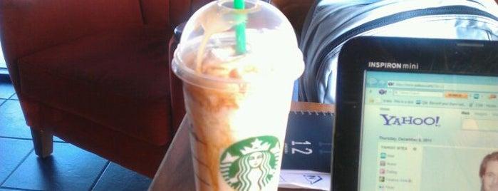 Starbucks is one of Gespeicherte Orte von Bob.