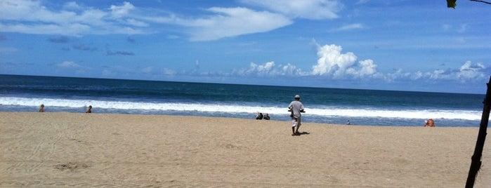 Pantai Kuta is one of Relax in Bali.