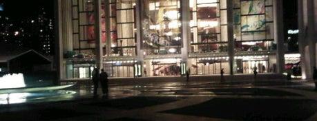 The Metropolitan Opera is one of Explore Lincoln Center.