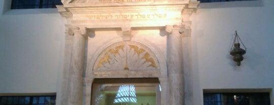 Museo Storico Ebraico is one of Gratis toegang met (free entry with) museumkaart..
