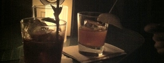 Little Branch is one of Cocktail Lounges of NYC.
