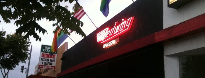 Redwing Bar & Grill is one of San Diego Gay Bars.