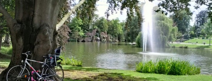 Parc de l'Orangerie is one of Strasbourg.