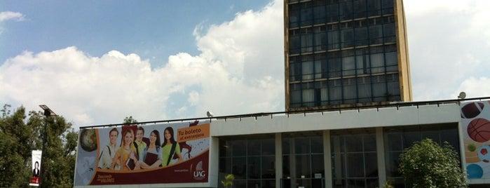 Universidad Autónoma de Guadalajara (UAG) is one of Guadalajara, MX.