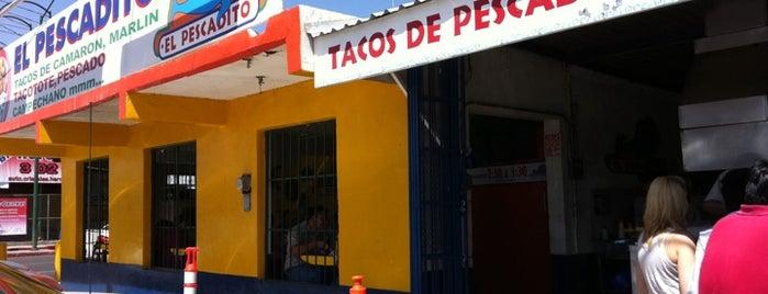 El Pescadito is one of สถานที่ที่ Y ถูกใจ.