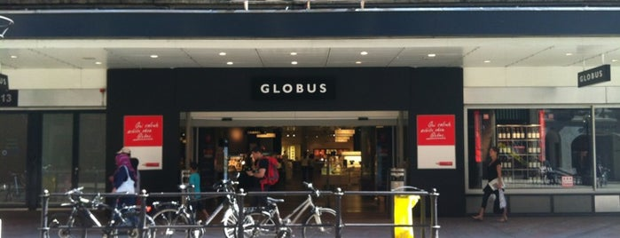 Grands Magasins Globus SA is one of Cool spots in Geneva.