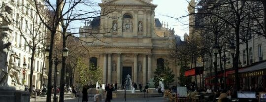 Place de la Sorbonne is one of Must-see in Quartier Latin.