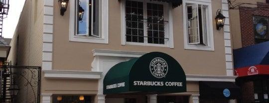 Starbucks is one of Orte, die Faithy gefallen.