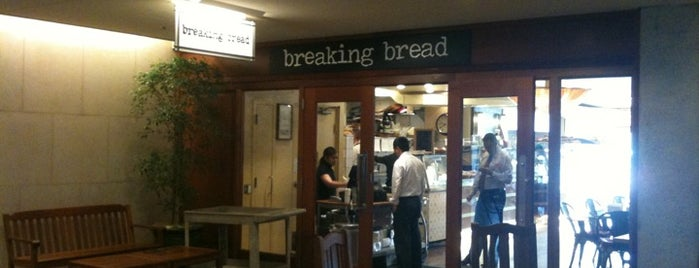 Breaking Bread is one of Best of NYC.