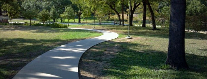 Reverchon Park is one of Dallas Parks.