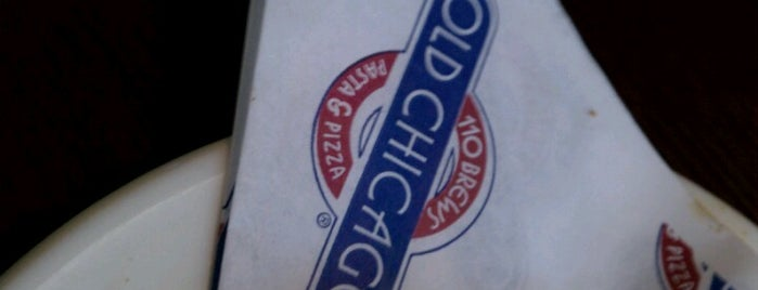 Old Chicago is one of Favorite Food.