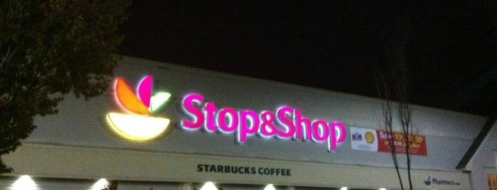 Super Stop & Shop is one of Lugares favoritos de Michael.