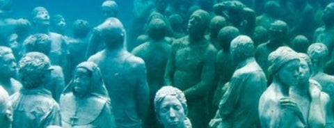 MUSA Underwater Museum is one of SC/Cancún.
