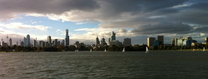 Albert Park is one of Travel Guide to Melbourne.