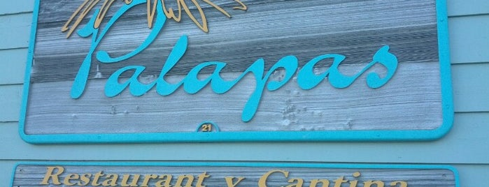 Palapas Restaurant & Cantina is one of Santa Cruz Favorites.