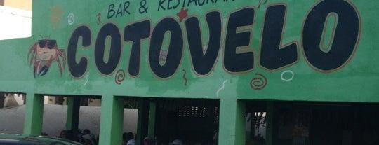Bar e Restaurante Cotovelo is one of สถานที่ที่ Itamar ถูกใจ.