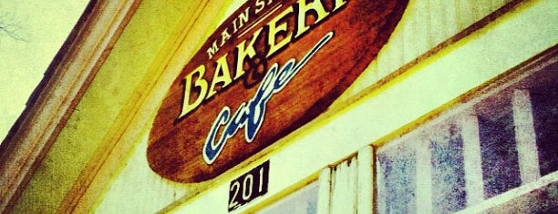 Main Street Bakery and Cafe is one of Colorado (CO).