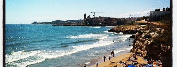 Platja dels Balmins is one of Spain - Barca.