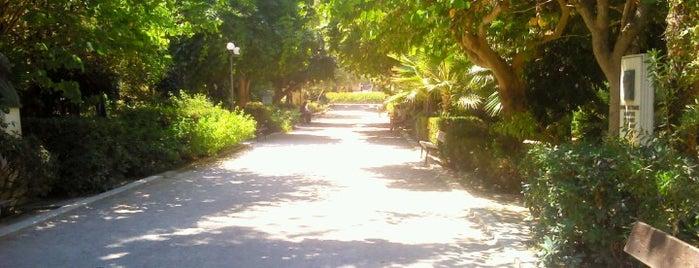 Δημοτικός Κήπος is one of Marc 님이 좋아한 장소.