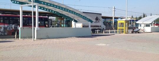 Küçük Sanayi Metro İstasyonu is one of Faruk : понравившиеся места.