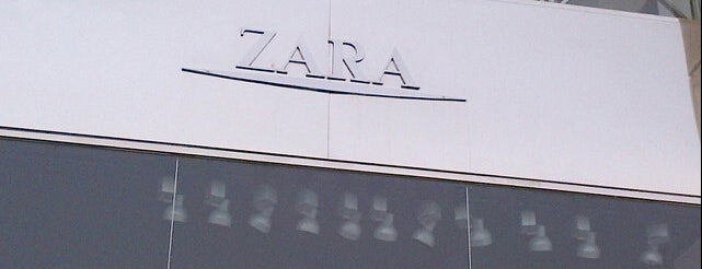 Zara is one of Lugares favoritos de حاتم.