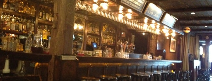 The Churchill is one of Manhattan bars.