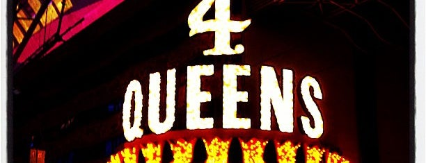 Four Queens Hotel & Casino is one of Vegas.
