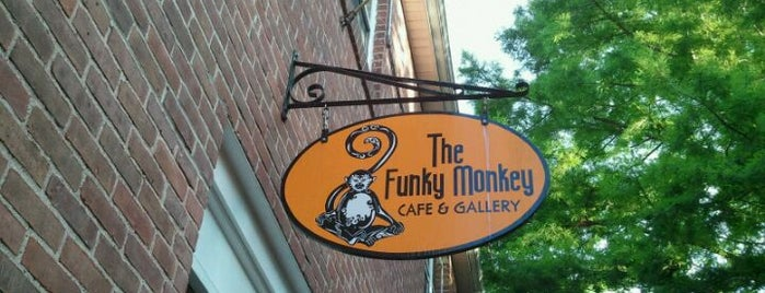 The Funky Monkey is one of Be Outside.