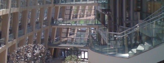 Salt Lake City Public Library is one of Top 10 favorites places in Salt Lake City, UT.