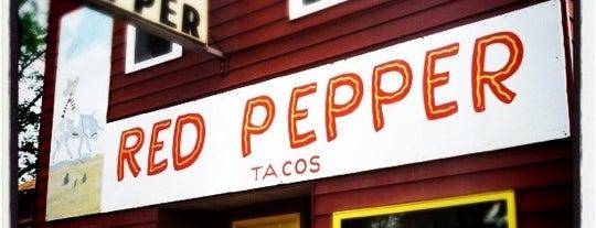 Red Pepper is one of Tempat yang Disukai Joseph.