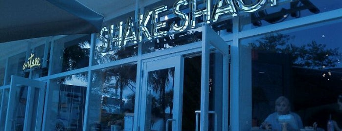 Shake Shack is one of MIA Restaurants: To Go.