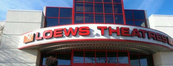 AMC Loews Crestwood 18 is one of favorites.