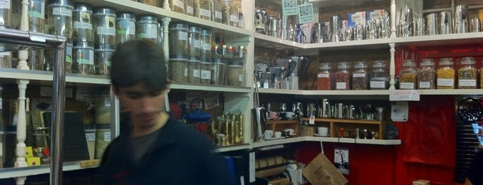 Algerian Coffee Stores is one of Breakfast spots in Soho (and nearby).