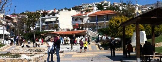 Πλατεία Νέας Πεντέλης is one of Orte, die Georgia❤ gefallen.