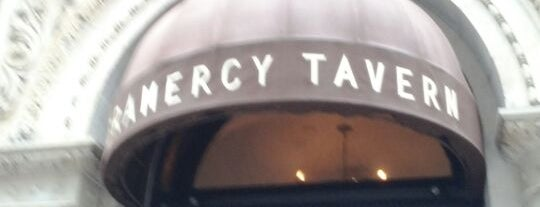 Gramercy Tavern is one of WeWork Union Square Lunch.