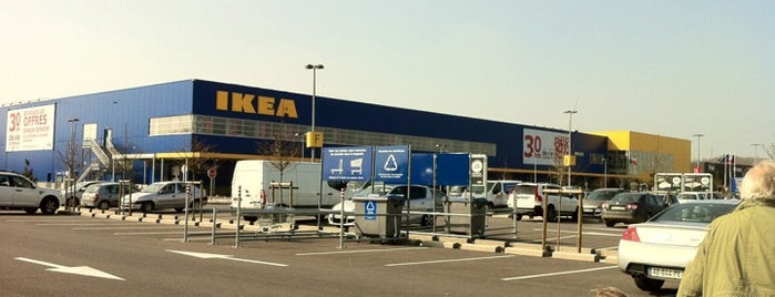 IKEA is one of Lugares favoritos de Cathelene.
