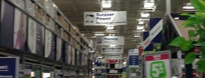 Lowe's is one of Orte, die West gefallen.