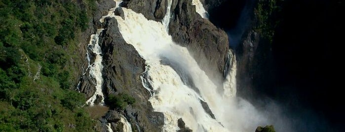 Barron Falls Lookout is one of Locais curtidos por Emily.
