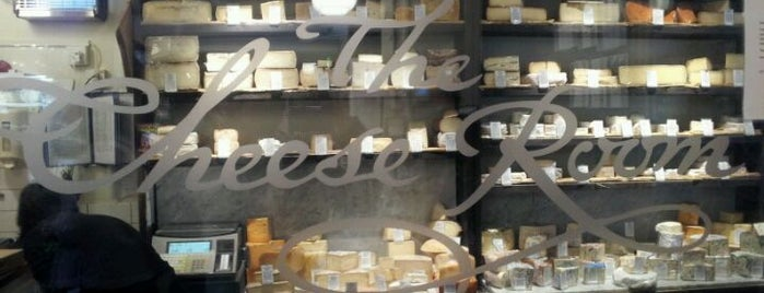 La Fromagerie is one of London Munchies.