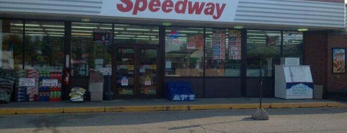 Speedway is one of Lee'nin Beğendiği Mekanlar.